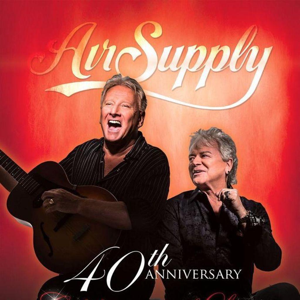 Air Supply Konser di Jakarta 3 Desember