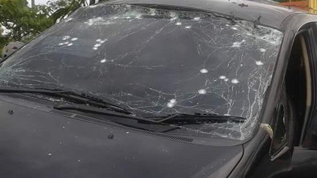 Pelempar Granat ke Mobil Anggota DPRK Bener Meriah Aceh Dicokok Polisi