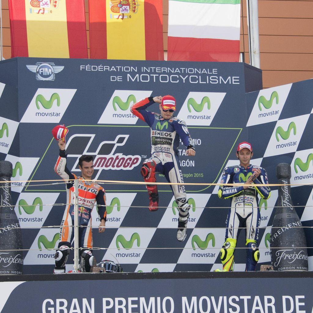 Dominasi Rider Spanyol di Aragon