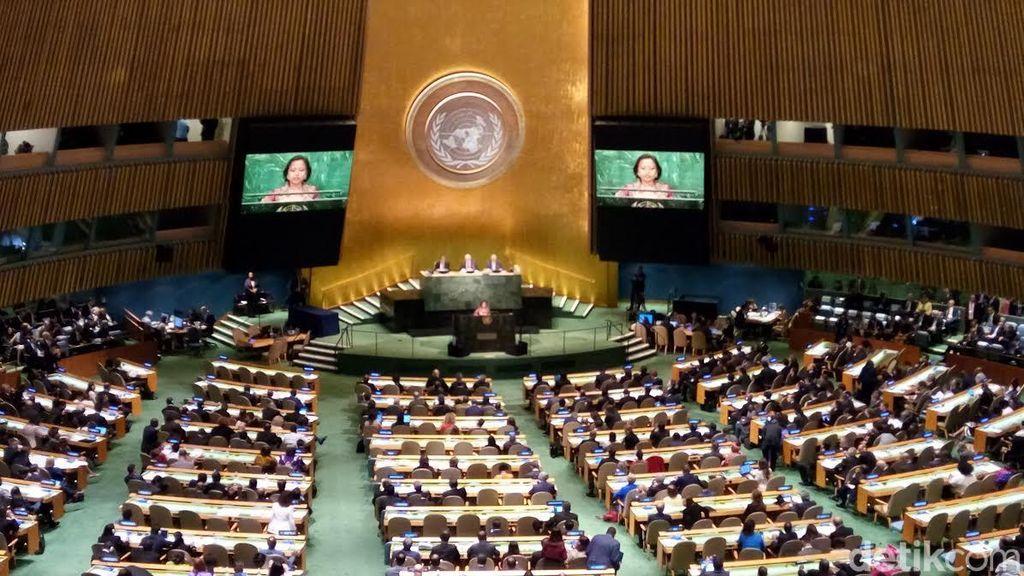 Dengan Pepatah Melayu Ini, Nara Rakhmatia Tutup Protes Keras RI di Sidang PBB