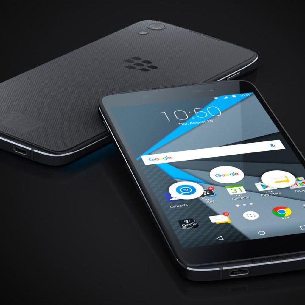 Selangkah Lagi, BlackBerry Android Argon!