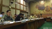 DPR Setujui Anggaran 4 Kementerian dan BKPM untuk 2017