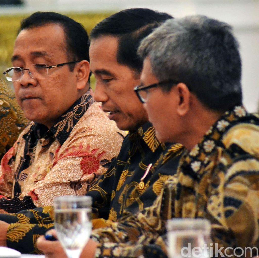 Paket Reformasi Hukum Jokowi untuk Jamin Keadilan dan Kepastian