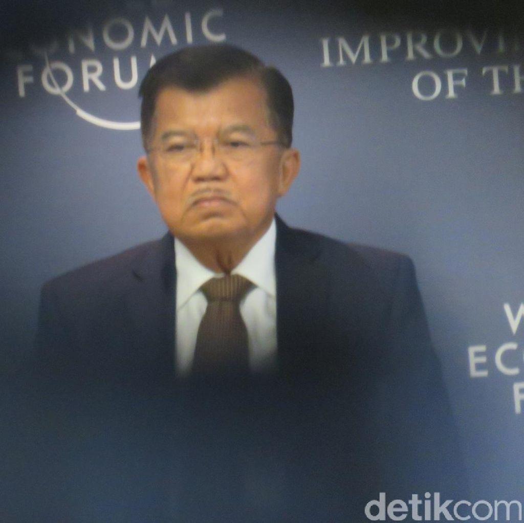 Wapres JK Jenguk Irman Gusman, Saut Situmorang: Itu Manusiawi