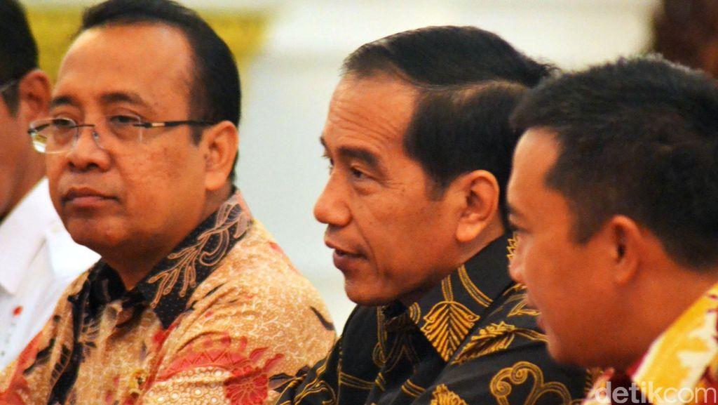 Berbagai PR Jokowi untuk Reformasi Hukum di Indonesia