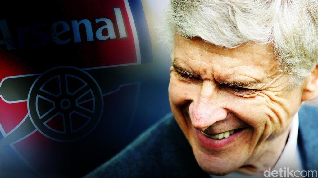Wenger Sulit Digantikan di Arsenal, Lihat Saja Sir Alex di MU