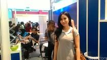 Pelamar Cantik Ini Cari Kerja di Job Fair JIEXpo, Incar Gaji Rp 10 Juta