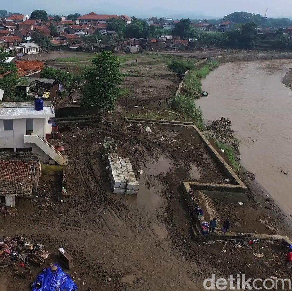 19 Orang Masih Hilang, Tanggap Darurat Banjir Garut Sampai 4 Oktober