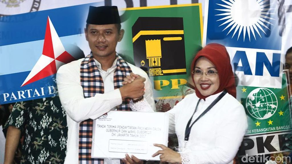 PKB DKI: Ulama NU Rapatkan Barisan Dukung Agus Harimurti-Sylviana