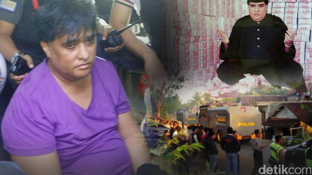 TNI AU: 1 Anggota Diproses Hukum Terkait Dimas Kanjeng