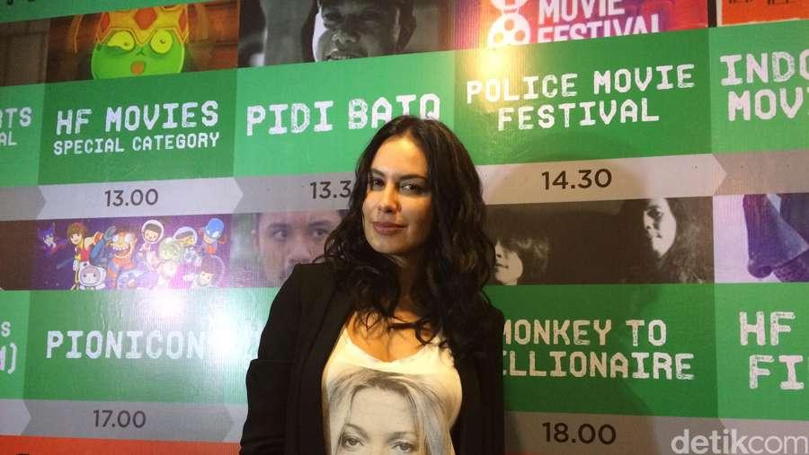 Cerita Sophia Latjuba Jadi Ekskutif Produser di Film Pendek Eva Celia
