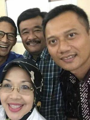 3 Pasang Calon Pemimpin Jakarta
