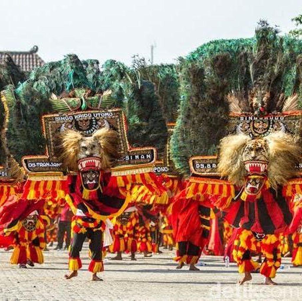 Festival Budaya, Kuliner dan Musik Digelar Peringati Gerebeg Suro