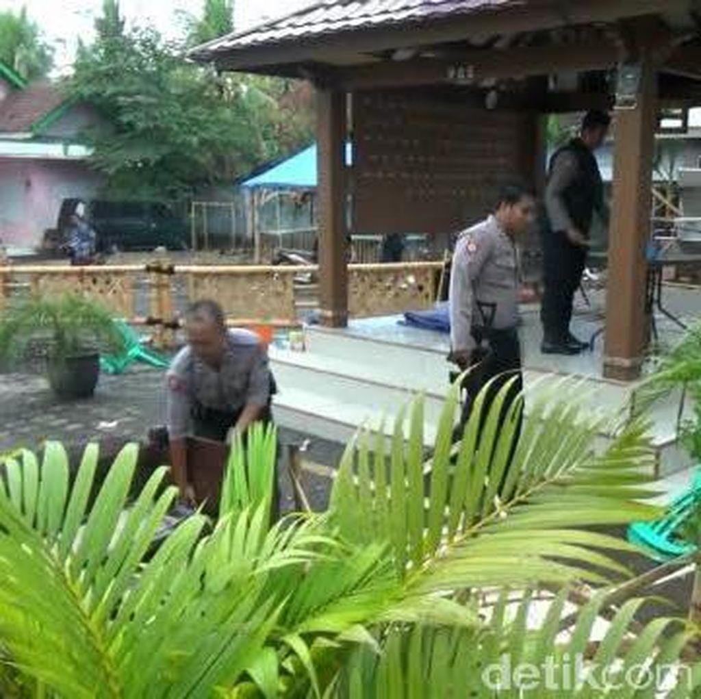 Imbauan Agar Santri Padepokan Dimas Kanjeng Pulang ke Rumah Tak Dihiraukan