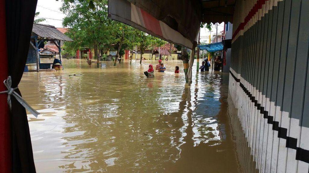 Bantu Sampang Tidak Langganan Banjir, Pemprov Jatim Kucurkan Rp 50 Miliar