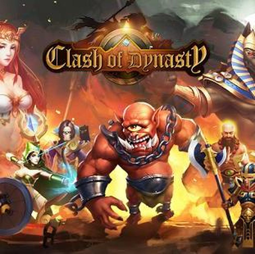 Clash of Dynasyty, Game Lokal Penantang Clash of Clans