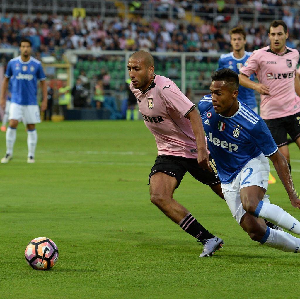 Gol Bunuh Diri Menangkan Juve di Markas Palermo