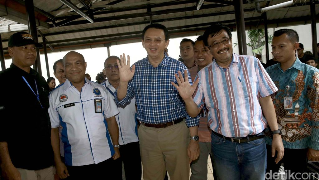 Ahok: Dana Kampanye Akan Didaftarkan ke KPU DKI dan Dipublikasi di Website