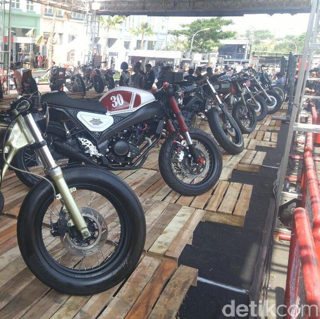 Ratusan Bikers Kumpul di Suryanation Motorland Semarang