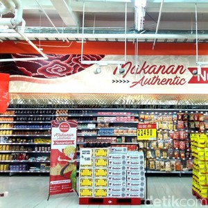 Rindu Oleh-oleh Khas Lampung? ke Transmart Carrefour Saja!