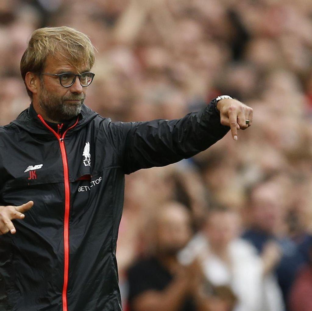 Bagaimana Liverpool Selalu Bermain dengan Intensitas Tinggi