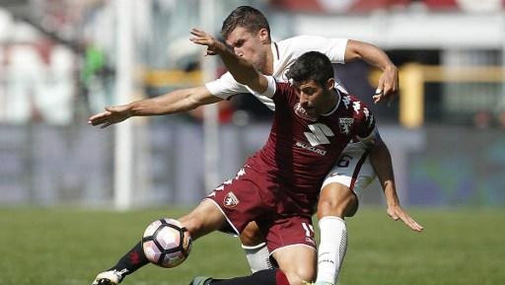 Totti Bikin Gol Sebelum Ultah, tapi Roma Tetap Kalah dari Torino