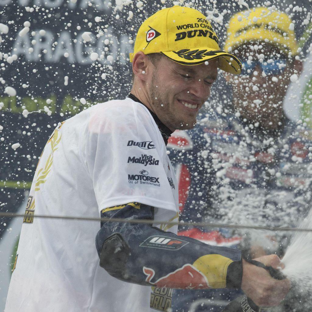 Gelar Juara Dunia Moto3 di Musim Bersejarah Brad Binder