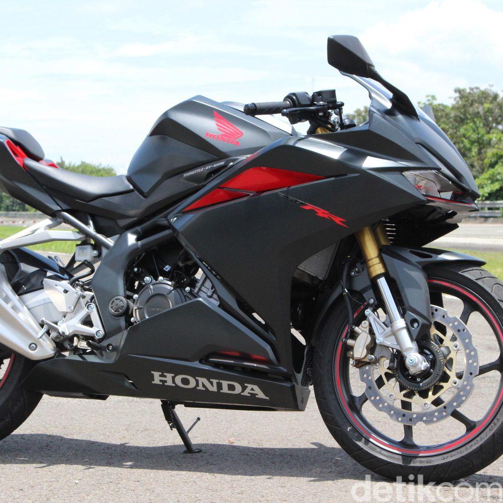 Harga CBR250RR Setara dengan Moge Bekas 600 cc, Ini Kata Honda