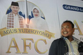 Agus Fans Club Diluncurkan