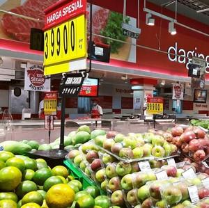 Transmart Carrefour Tawarkan Jambu Cincolo Hijau Semarang