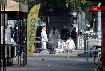 Ledakan Bom Guncang Hungaria