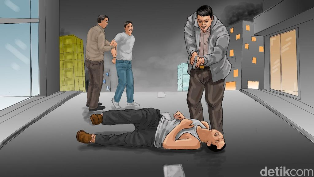 Komplotan Perampok Truk Sepatu Adidas Dibekuk, 2 Pelaku Ditembak Mati