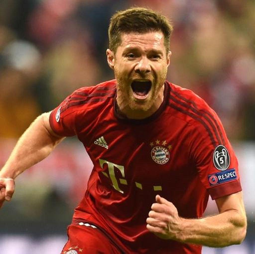 Xabi Alonso Berniat Tutup Karier di Bayern