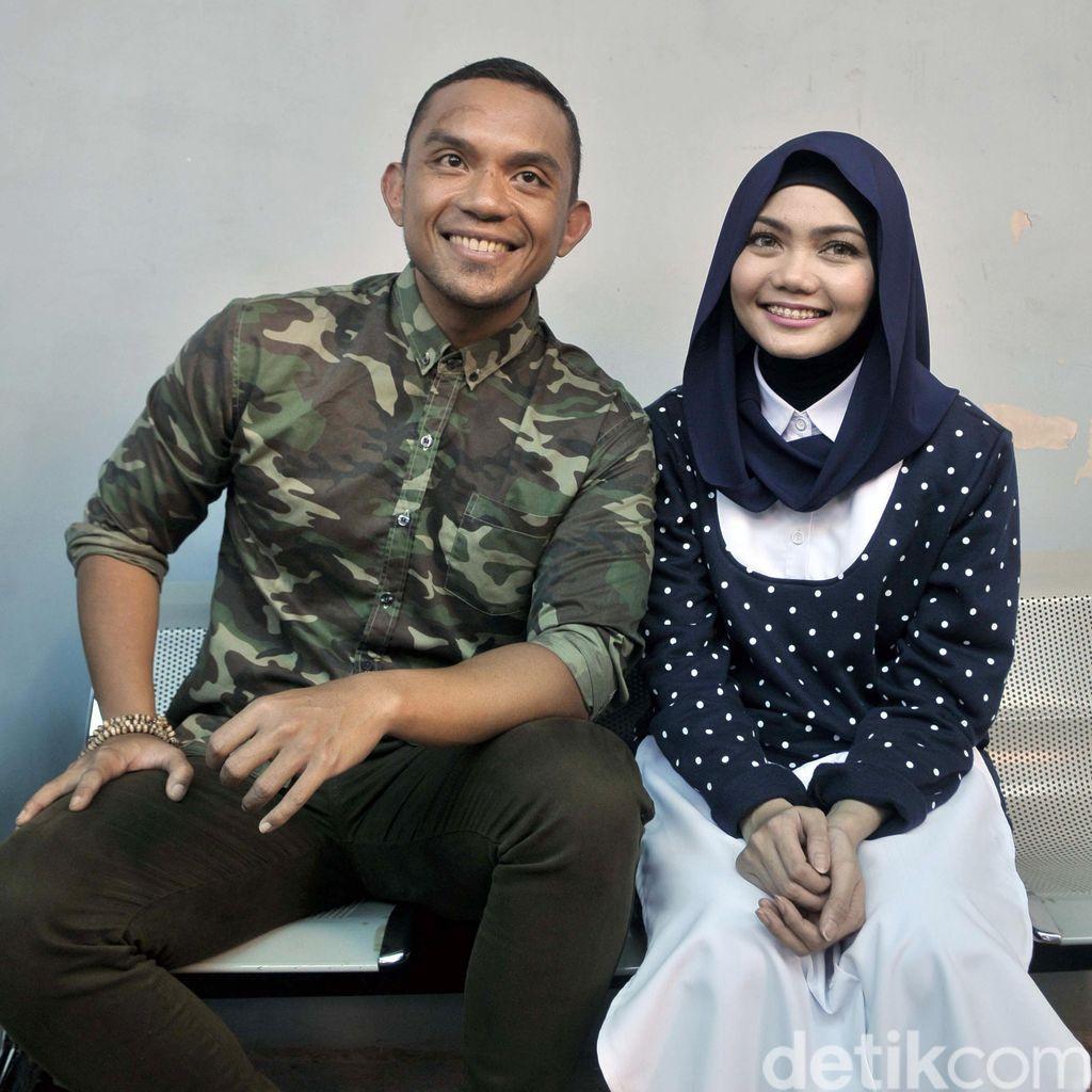 Tidak Jelas, Apa Status Rina Nose dan Fachrul Razi Sekarang?