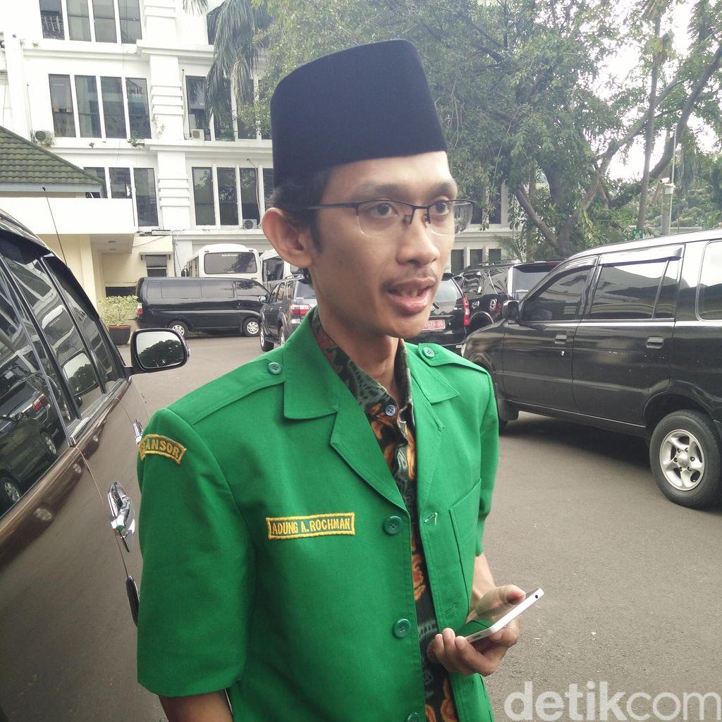 GP Ansor Sowan ke Menko Wiranto Bahas Radikalisme