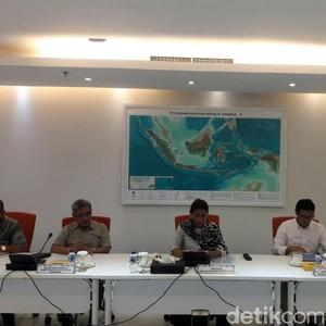 10 Kapal Asing Ilegal Ditangkap di Laut Sulawesi dan Perbatasan RI-Malaysia