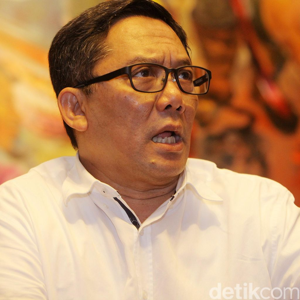 Boy Sadikin: Kalau Kader PDIP Mau Dukung Anies-Sandiaga, Saya Siap Menerima