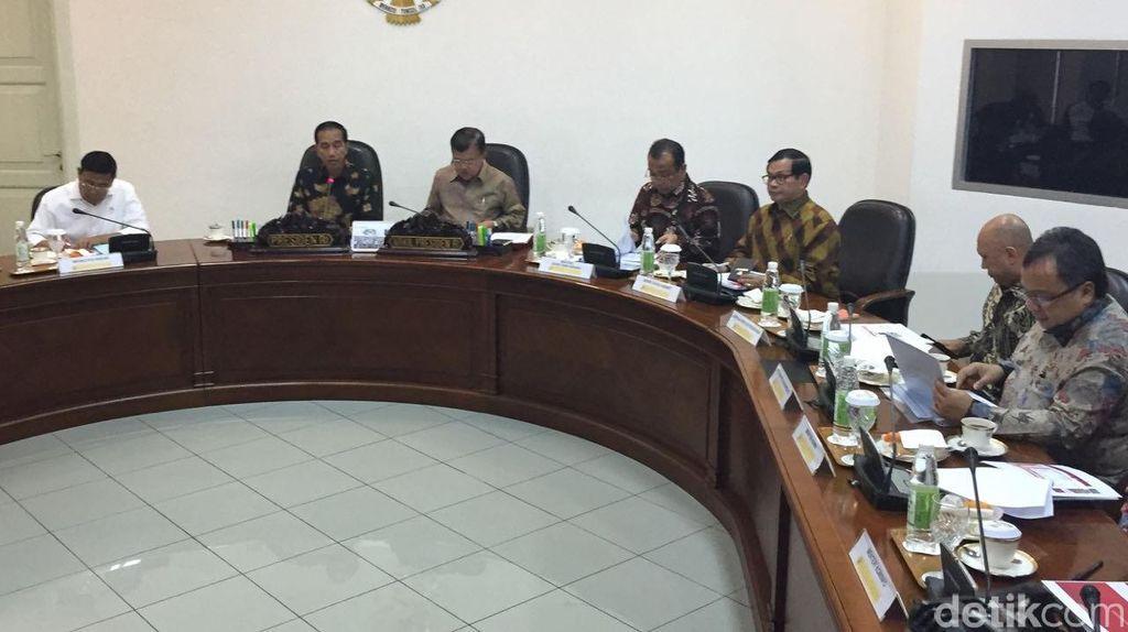 Jokowi Ingin Indonesia Punya Citra yang Jelas di Mata Dunia