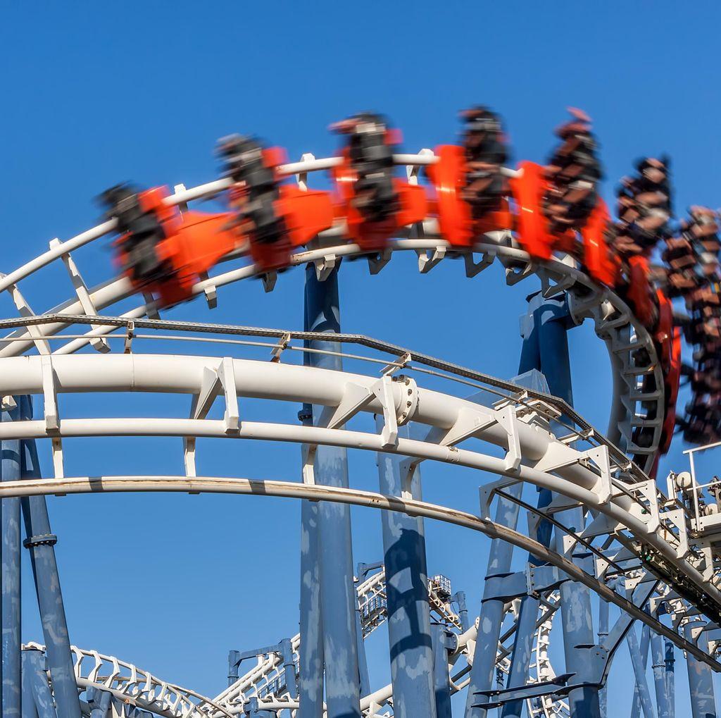 Wisata Sambil Uji Adrenalin di Taman Rekreasi, Siapa Takut?