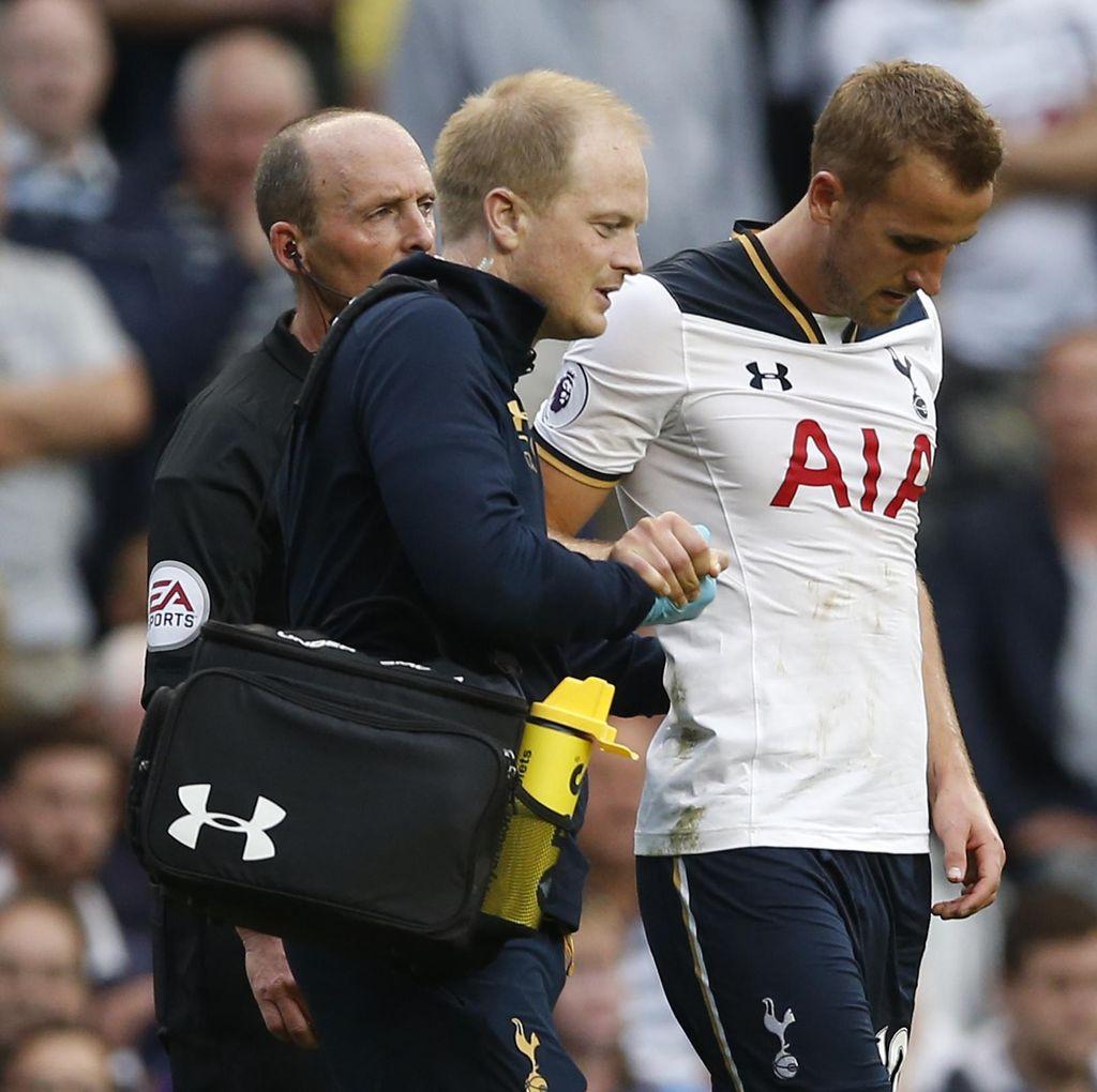 Tottenham Dapat Kabar Baik soal Cedera Kane