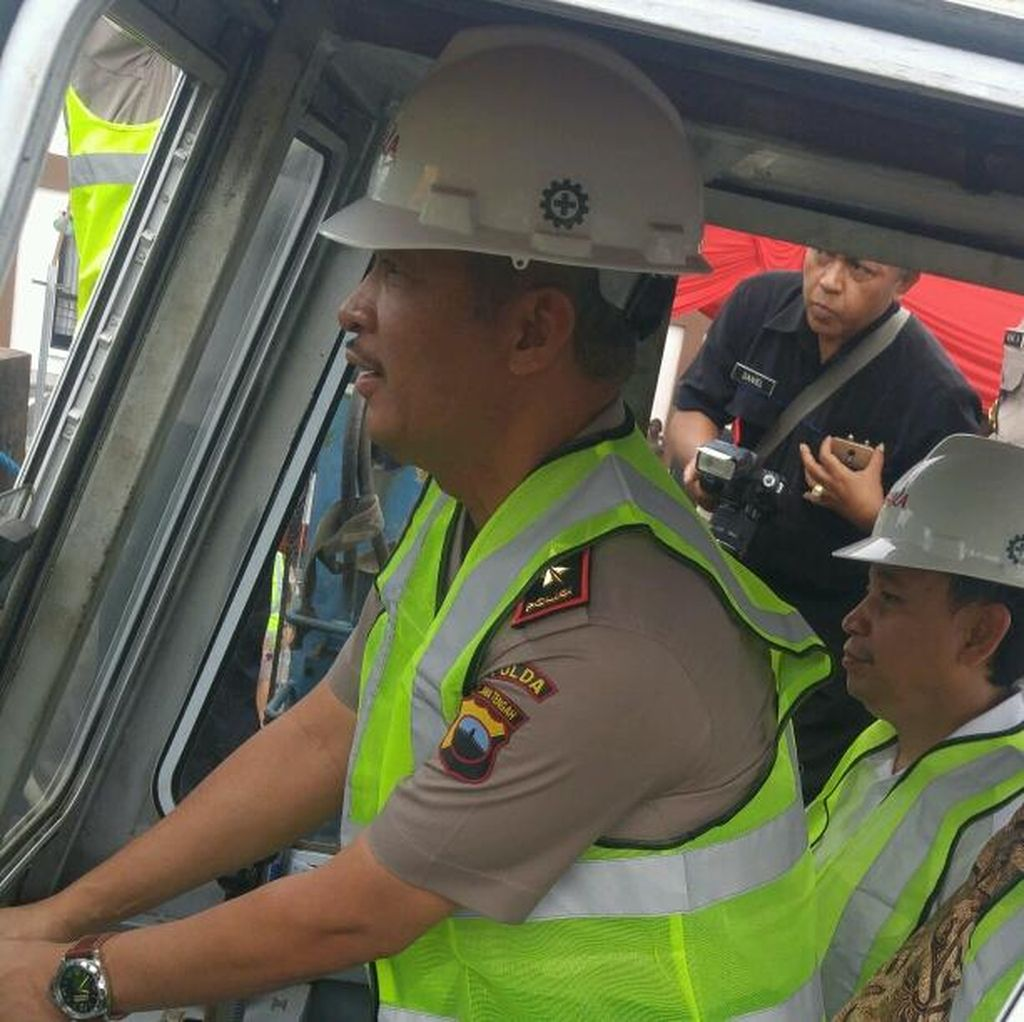 Polda Jateng Bangun Rusun untuk Polisi agar Tidak Menumpang Tempat Tinggal