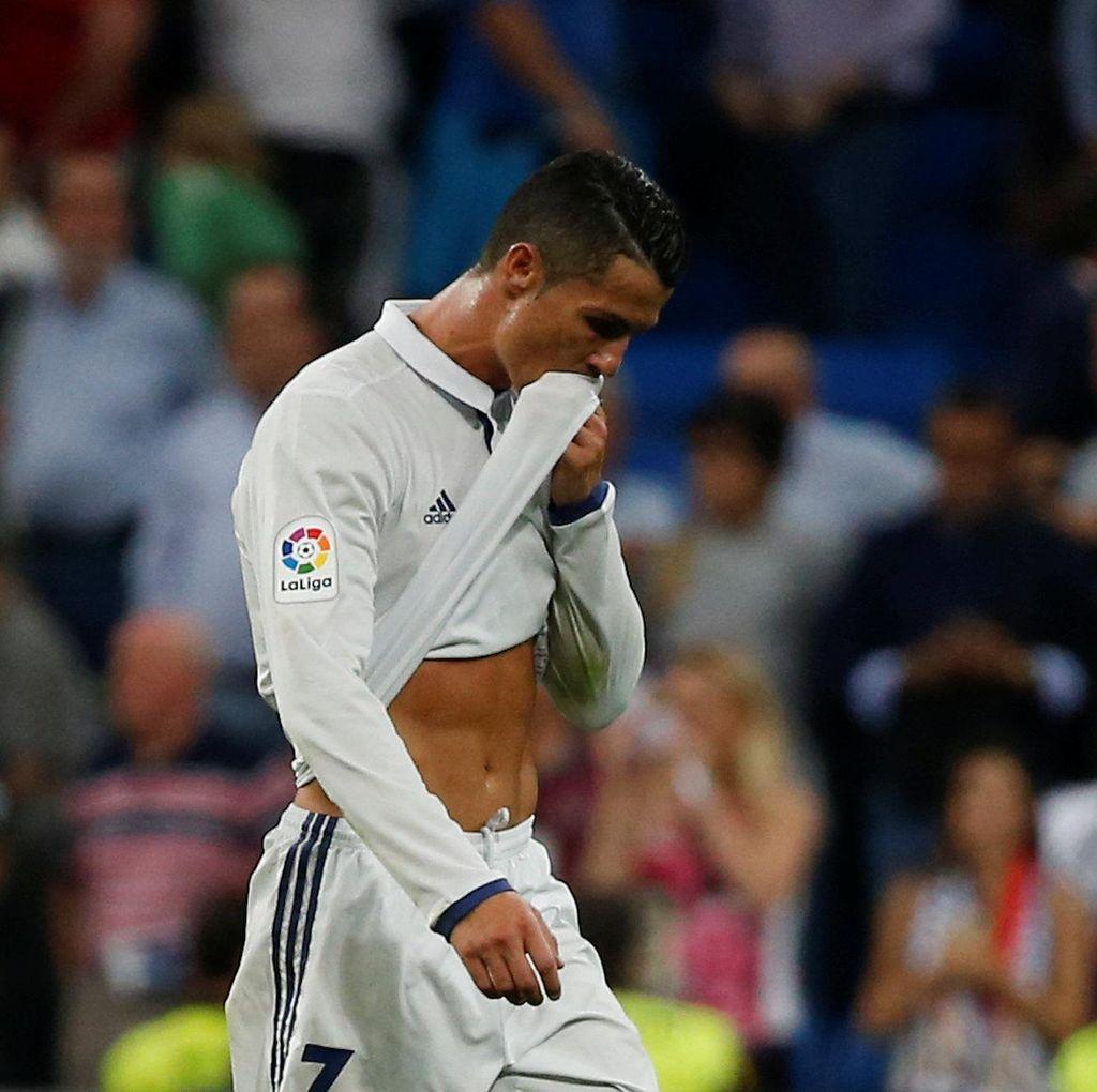 Zidane Tepis Kabar Ribut dengan Ronaldo