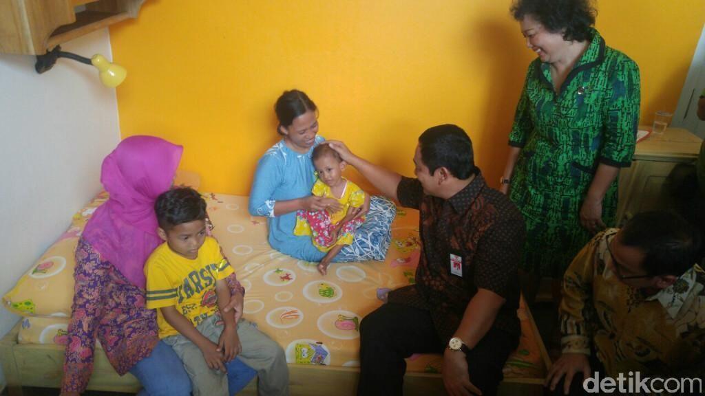 Ada Rumah Singgah untuk Bantu Anak Penderita Kanker di Semarang