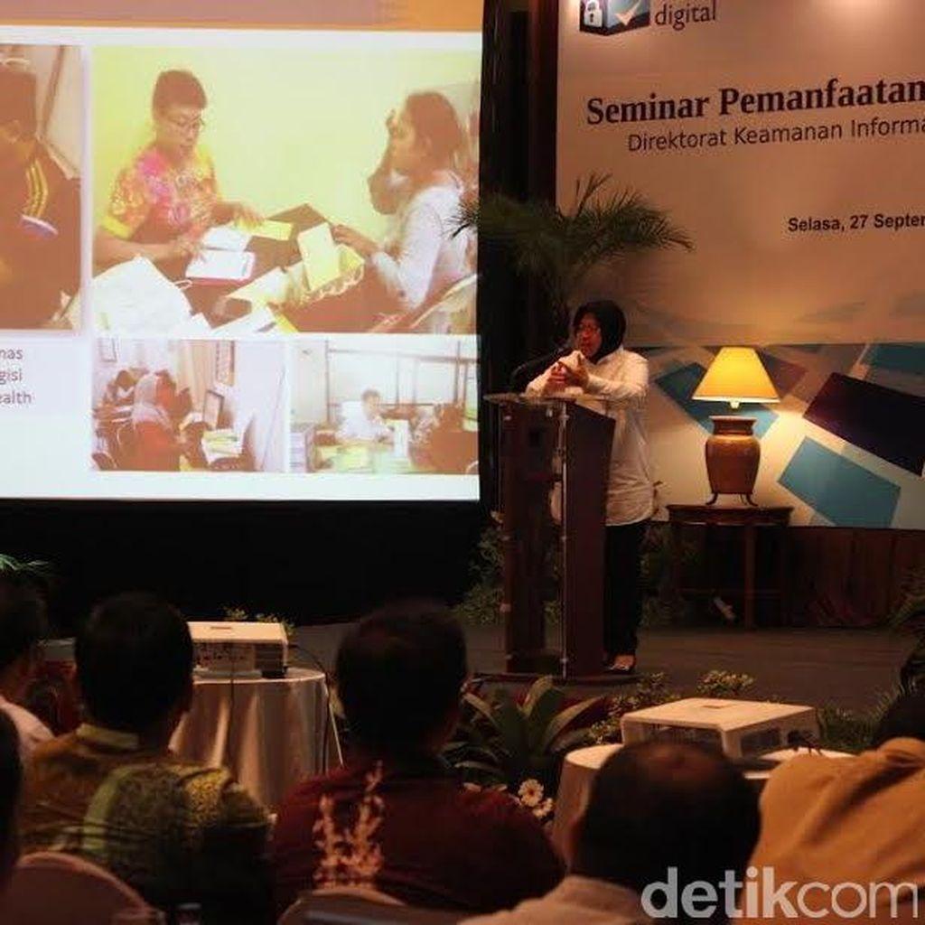 Surabaya akan Dijadikan Pilot Project Tanda Tangan Digital