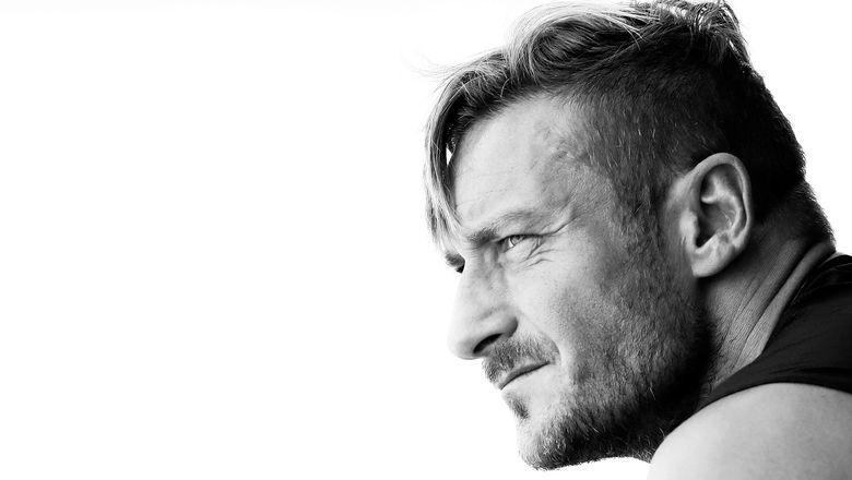 Totti Dianjurkan Tutup Karirnya Dengan Sebuah Senyuman