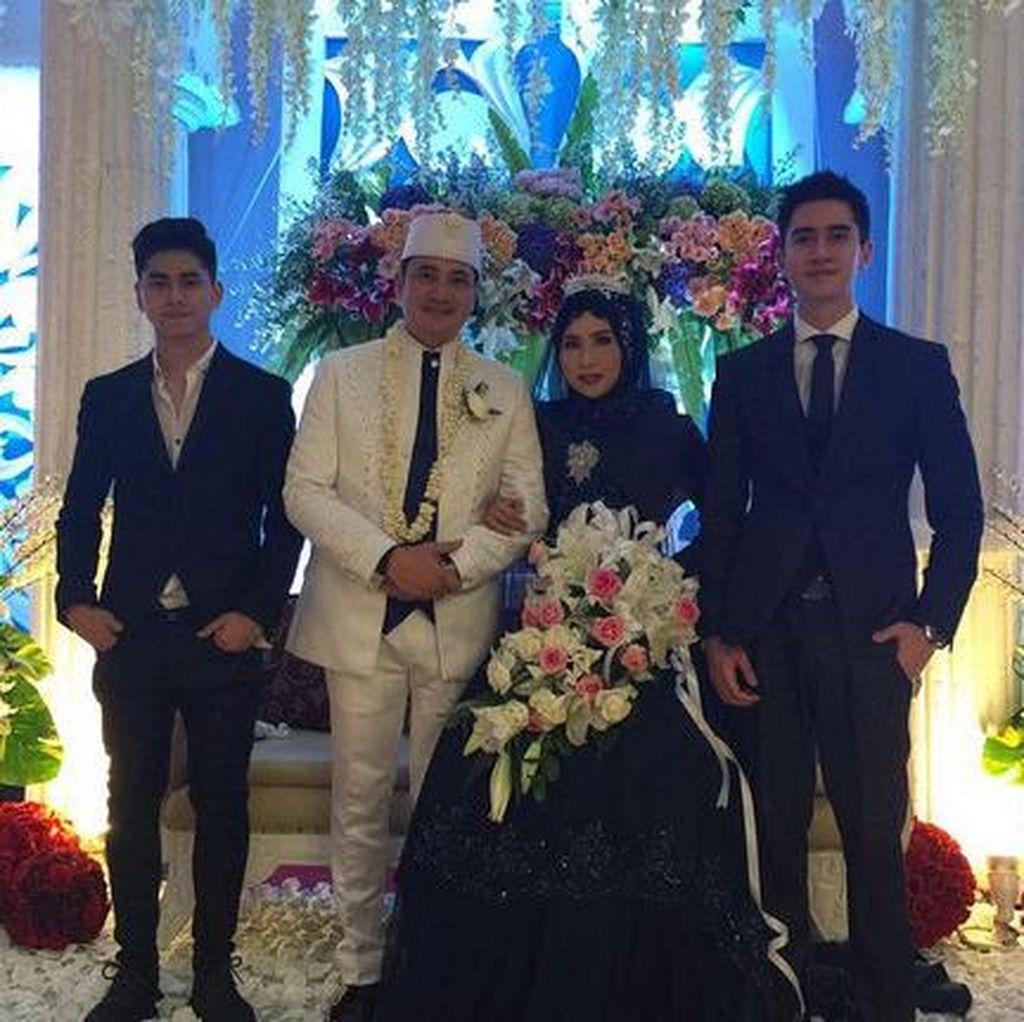 Venna Melinda Tak Hadir di Pernikahan Mantan Suami