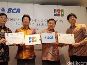 BCA Gandeng Perusahaan Jepang