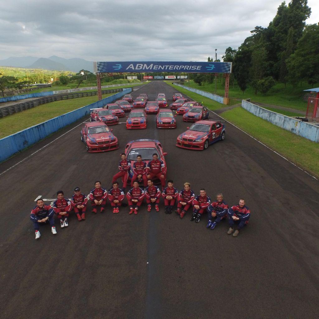 Di Seri Kelima, ABM Motorsport Kunci Gelar Juara di Empat Kelas