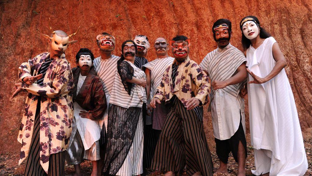 Pentas Mahabharata Hiroshi Koike Bridge Project Lebih Tonjolkan Bahasa Tubuh