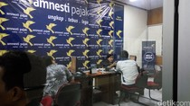 Jelang Berakhirnya Periode I Tax Amnesty, Petugas Pajak Kerja Sampai Jam 12 Malam